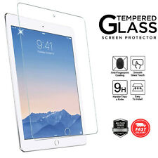 "Genuine TEMPERED GLASS Screen Protector For Apple iPad 9.7"" 6th 5th Generation"