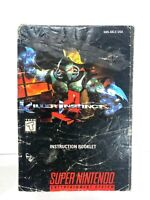 Killer Instinct Super Nintendo Instruction Manual Booklet Book Only NO SNES GAME