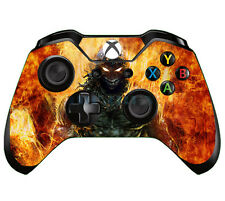 Fire Cool Skin for Xbox ONE X box ONE Controller Sticker Decals Cover 1PC Gift