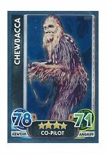FAMOV4 - 164 - Chewbacca - Co-Pilot - Spiegelfolienkarten