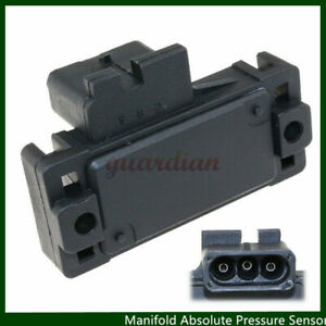 Manifold Absolute Pressure Sensor For Buick Chevy Cadillac GMC C1500 1988-96