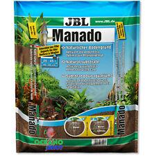 JBL MANADO 5L SUSTRATO NATURAL ACUARIO AGUA DULCE PLANTADO