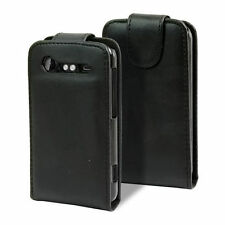 Synthetic Leather HTC Mobile Phone Flip Cases