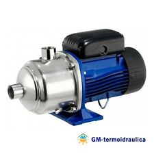 Elettropompa Centrifuga Lowara 3HM03P05M 0,6 HP 0,5 kW Monofase Multistadio