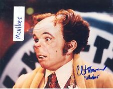 "Clint Howard as ""Whobris"" How the Grinch Stole Christmas Signed 8x10 Photo COA"