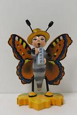 369-307h0045 Hubrig Schmetterling Großer Fuchs-Melodika