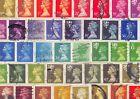 Rare Vintage Machin Definitive Postage Stamps Postcard 14l