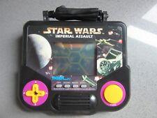 Star Wars Imperial Assault Tiger Electronics 1997 Handheld Game Darth Vader