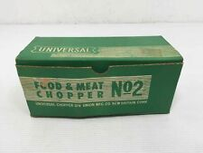Vintage Universal Food And Meat Grinder #2 Small Kitchen Appliance