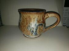 New Listing Small Salt Glazed Ceramic Mug