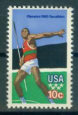 USA 1395  , ** , Olympische Spiele 1980