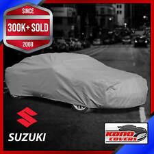 SUZUKI [OUTDOOR] CAR COVER ✅ All Weatherproof ✅ 100% Full Warranty ✅ CUSTOM✅ FIT