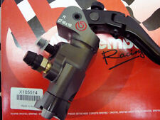 Brembo Racing 19x16 CNC (Billet) Brake Master Cylinder with Folding Lever