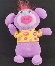2010 Sing A Ma Jigs Jig Purple Sings Pink Lips Teal Nose Polka dot shirt