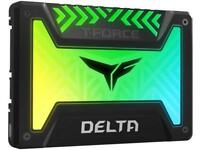 "Team Group T-FORCE DELTA RGB SSD 2.5"" 250GB SATA III Internal RGB Solid State Dr"