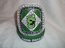 EUGENE EMERALDS Ems Minor League Baseball 2017 Replica Ring Holder Chicago Cubs