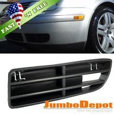 US Left Front Lower Vent Driver Side Bumper Grille Fit VW Bora Jetta 1999-2004