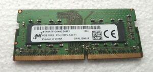 Micron 8GB DDR4 1RX8 PC4-2666V RAM Memory Laptop SODIMM 820569-001 TESTED