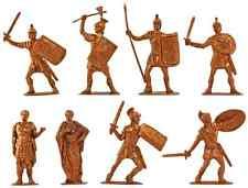 Jecsan - Caesar's Army - 20 Romans - unpainted 60mm plastic