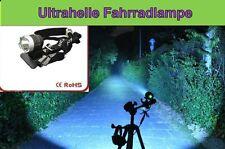 ULTRA HELLE LED Fahrrad Lampe<<<TOP<<<Fahrradlicht<<< Akkulicht<<<Stirnlampe<<<