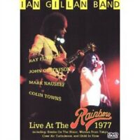 Ian Gillan Band - Live At The Arcobaleno 1977 Nuovo DVD Region 0