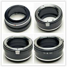 Pentax PK Lens to Sony E-Mount NEX-3 NEX-C3 NEX-5 NEX-6 NEX-7 Camera Accessories