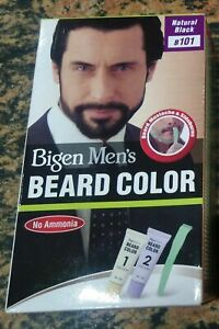 Bigen Men's Beard Color   No Ammonia   B101 B102 B103   40 Gram fs