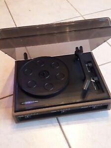 DDR Plattenspieler RFT Schallplattenspieler Ziphona Combo gebraucht