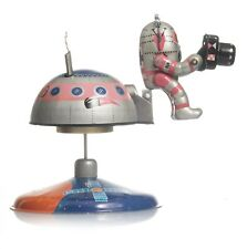OSH Mars-10 Tin  Wind Up Space Station With Robot Using Camera