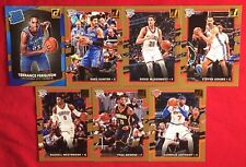 Thunder 2017-18 Donruss Team + Lot: Westbrook + George + Anthony 🏀🏀