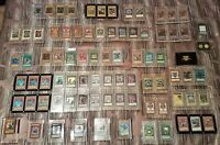Yu-Gi-Oh! 200 YUGIOH ASSORTED CARDS ULTIMATE LOT WITH MULTIPLE HOLOS + Bonus!!