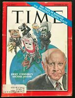 TIME Magazine Dec 29 1967 - JERSEY STANDARD'S MICHAEL HAIDER / Greek Junta