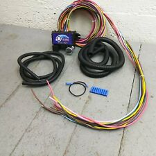 1936 - 1938 Lincoln Ultra Pro Wire Harness System 12 Fuse in package rat rod