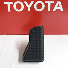 Corolla Matrix Footrest             Black          OEM Toyota 58192-02050