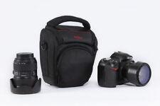 Impermeable DSLR cámara Hombro Funda Bolsa Para Sony Alpha A37 A57 A65 A77 A99 A58