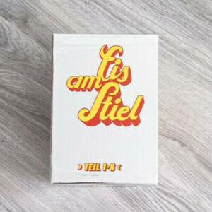 Eis am Stiel 1-8 (Box-Set), 9 DVDs (inklusive Bonusfilm)