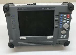 Nettest Portable OTDR Media Analyzer Tester CMA 4476M CMA4000i