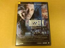 DVD / DOSSIER K. ( JAN VERHEYEN, WERNER DE SMEDT, HILDE DE BAERDEMAEKER... )