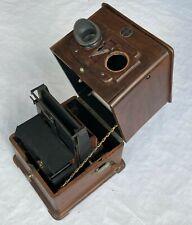 Ancien stéréoscope Hemdé à chargeur incomplet photographie antic stereoscopic