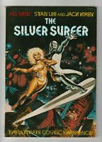 Silver Surfer The Ultimate Cosmic Experience by Lee and Kirby 1978 VF+ GALACTUS