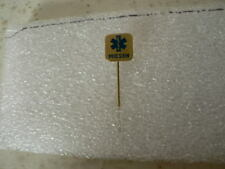 PINS,SPELDJES  MIESSEN AMBULANCE ?   PIN 12 MM