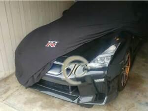 SKYLINE R32 R33 R34 R35 NISMO 400R GTS GTT GTR RB26 HKS INDOOR OUTDOOR CAR COVER