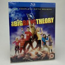 The Big Bang Theory - The Complete Fifth Season Blu-Ray Series 5 Five - New