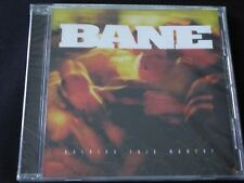 Bane - Holding The Moment (NEW CD 1998) CONVERGE ONLY CRIME SILENT DRIVE BARRITT