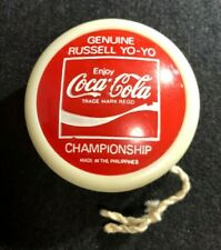 Coca Cola Russell Yo-Yo Late 1970's Championship yo yo