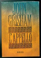 GRISHAM JOHN L'APPELLO CDE 1994 GIALLI THRILLER