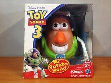 Disney Toy Story 3 Spud Lightyear Mr Potato Head - Brand New and Sealed