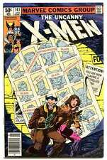 The Uncanny X-Men #141 Days Of Future Past Mark Jeweler Variant VG+ Marvel