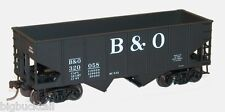 Accurail BALTIMORE & OHIO 2-Bay Rib-Side Hopper Car KITS (3 car set) NIB