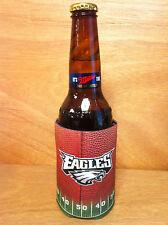 Miller Lite Philadelphia Eagles Can / Bottle Koozie Cooler Coolie ~ NEW & F/Ship